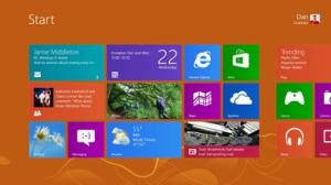 Windows 8 OS